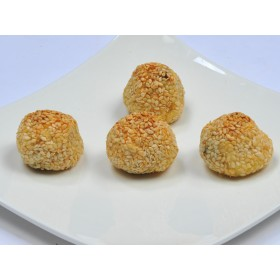 Maamoul Dates Coated Sesame