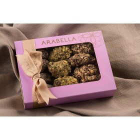 Chocolate Mini Dates - Small Boxes - 12 Pieces