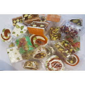 Mixed Selection of Soft Nougat and Malban