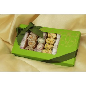 Assorted Luxurious Turkish Delights Box - 650g  ( NEW )