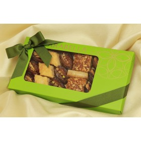 Baklawa & dates Assortment - 520g appx 18 pieces NEW