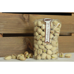 Pistachio Dry Roasted & Salted Bag - 150 g