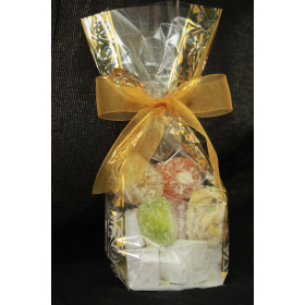 Assorted Turkish Delights Bag - 200g