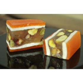 Malban Apricot with coconuts and pistachio 450g