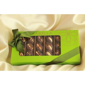 Medjool Dates Stuffed with Nuts - 18 Pieces