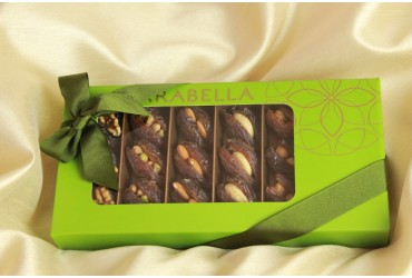 Medjool Dates Filled with Nuts 18 pieces  -NEW