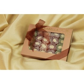 Assorted RainbowTurkish Delights Box - 500g  ( NEW )