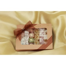 Assorted Deluxe Mix Turkish Delights 500g (NEW)